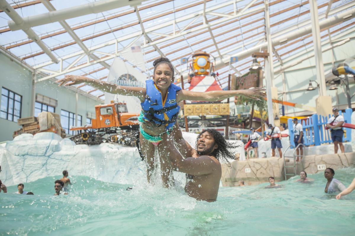 Indoor Waterpark Resorts in the Poconos