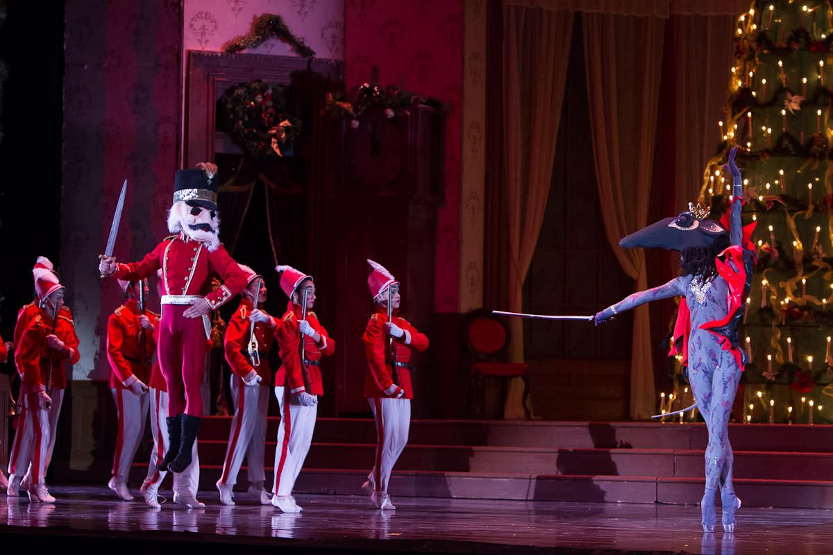 Festival Ballet The Nutcracker 1