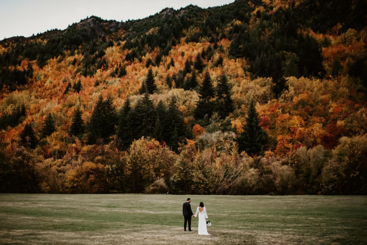 Wedding - Autumn
