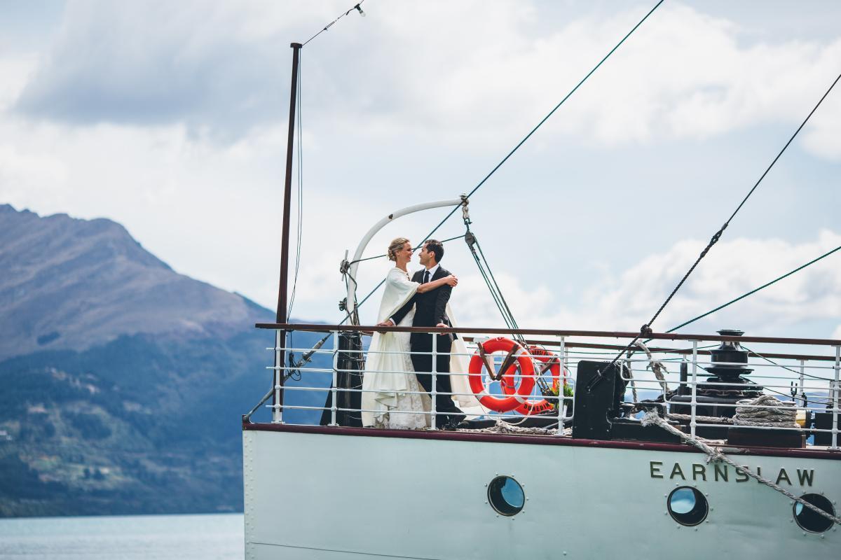 Wedding - Earnslaw