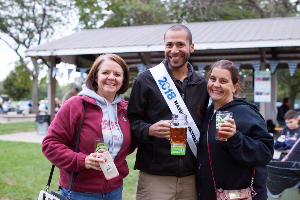 Oktoberfest Mayor 2018