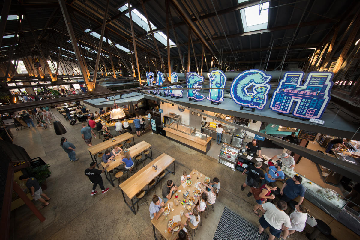 Transfer Co. Food Hall