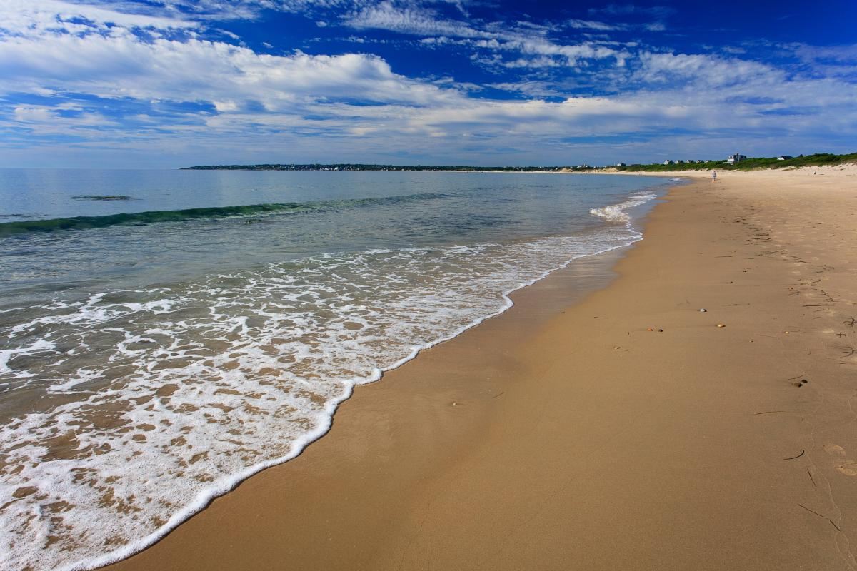 Mansion Beach-Block Island