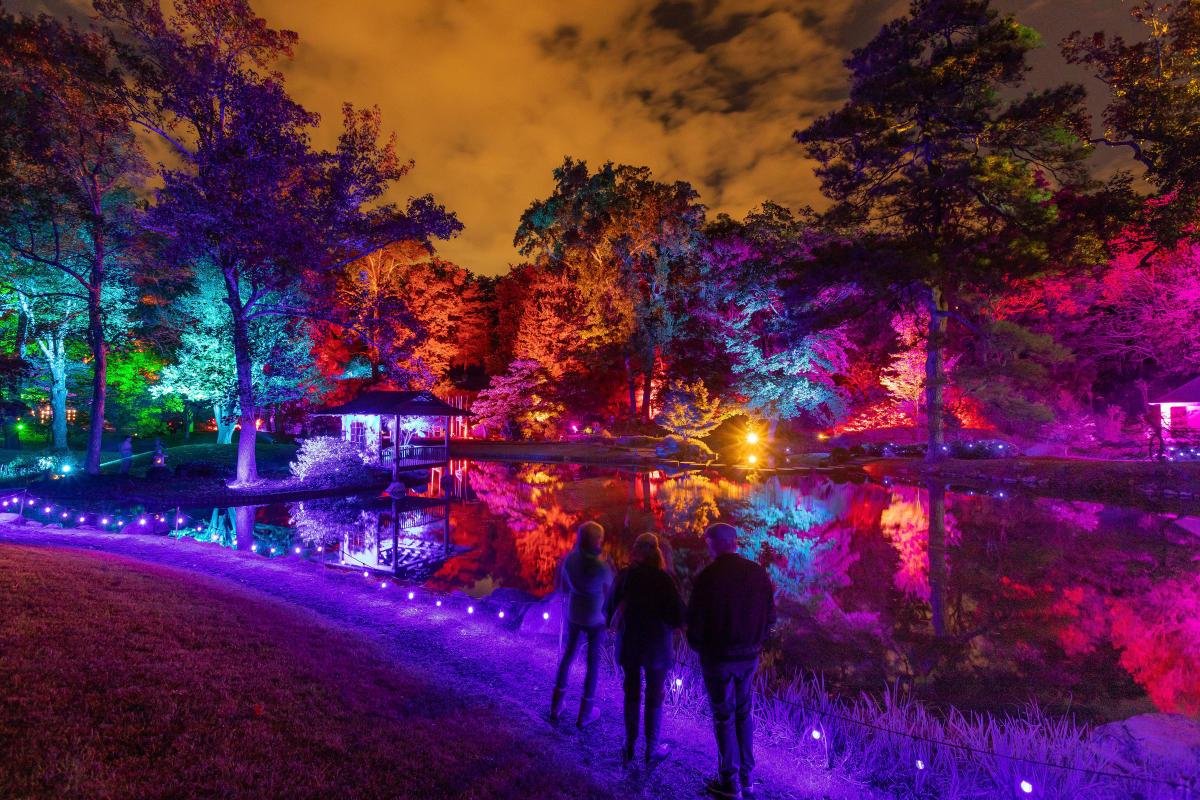 Maymont Garden Glow
