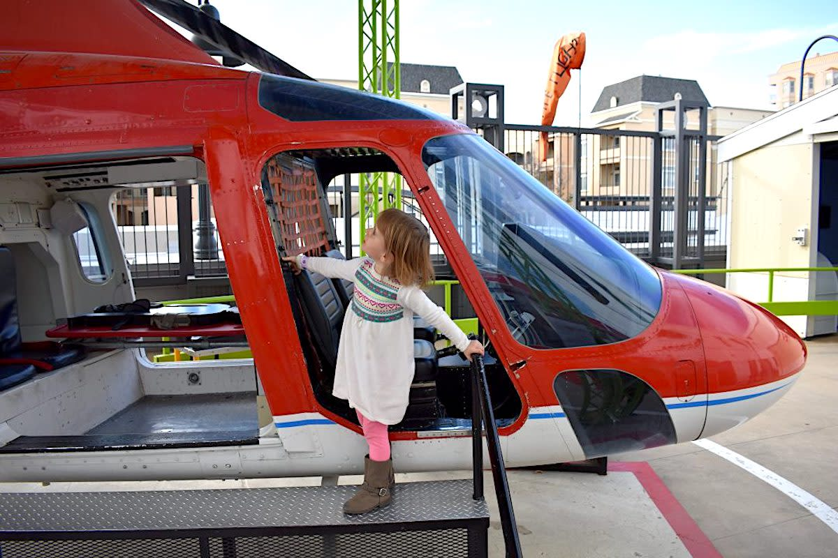 Intermountain Healthcare Saving Lives at The Discovery Gateway Children's Museum