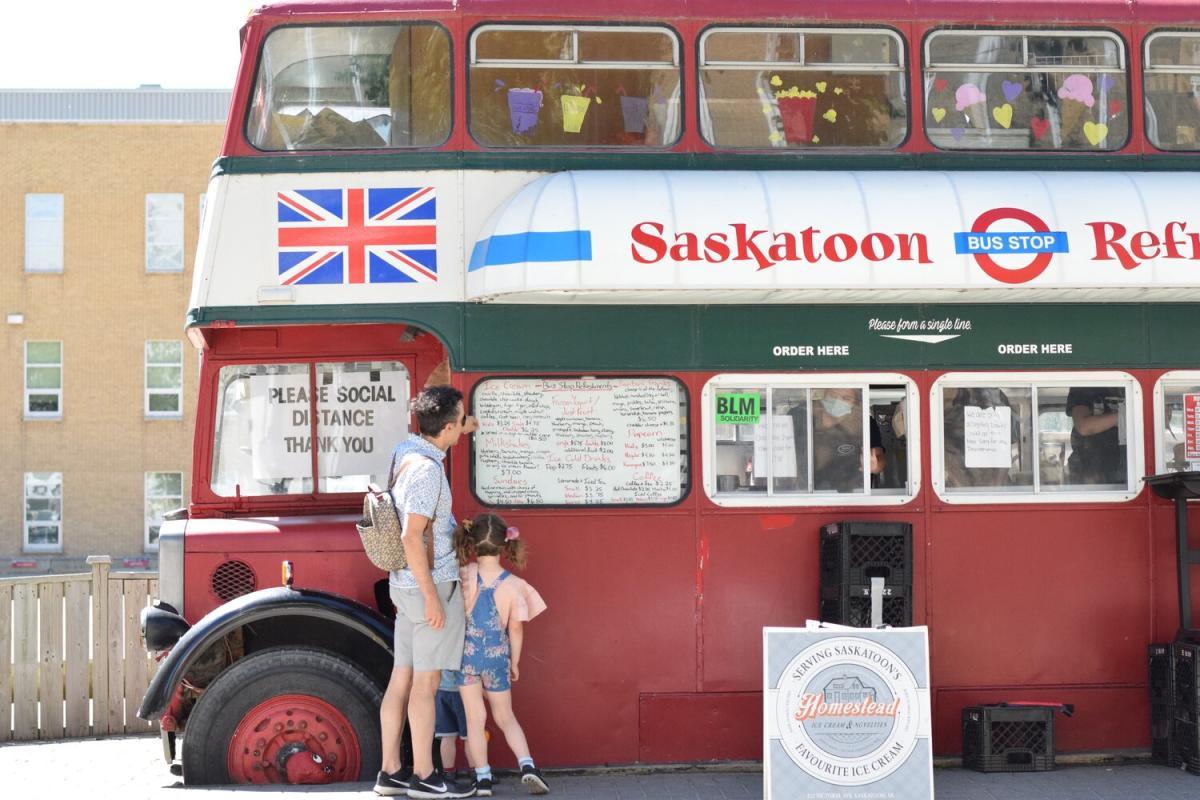 The Bus Stop - Maygen Kardash