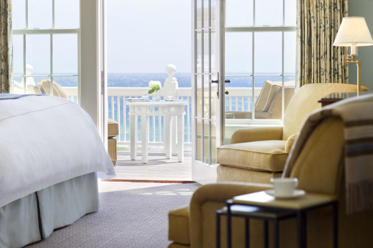 Ocean House Guest Room