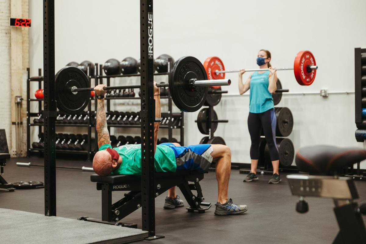 Gym at Climb So iLL