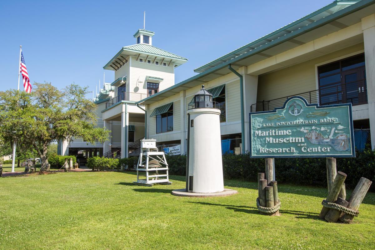 Maritime Museum, Madisonville