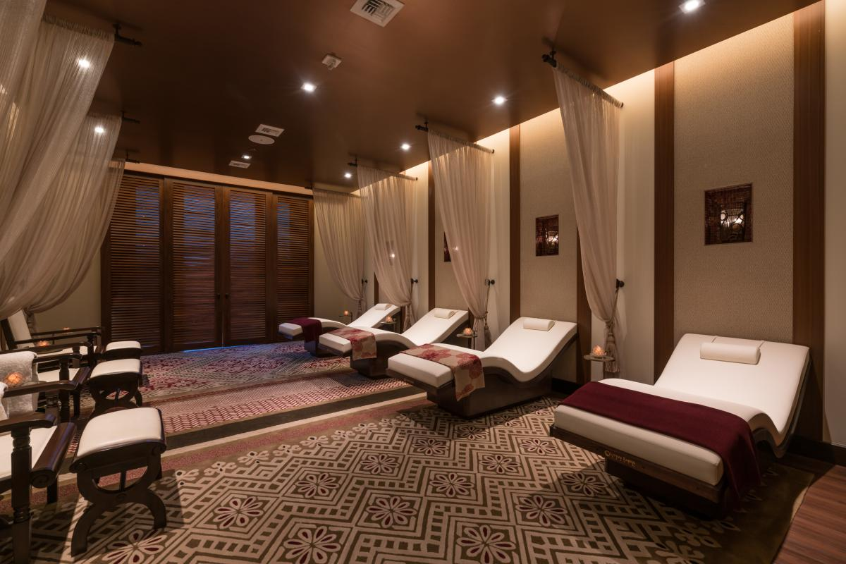 Aarna Spa at the Pasea Hotel & Spa