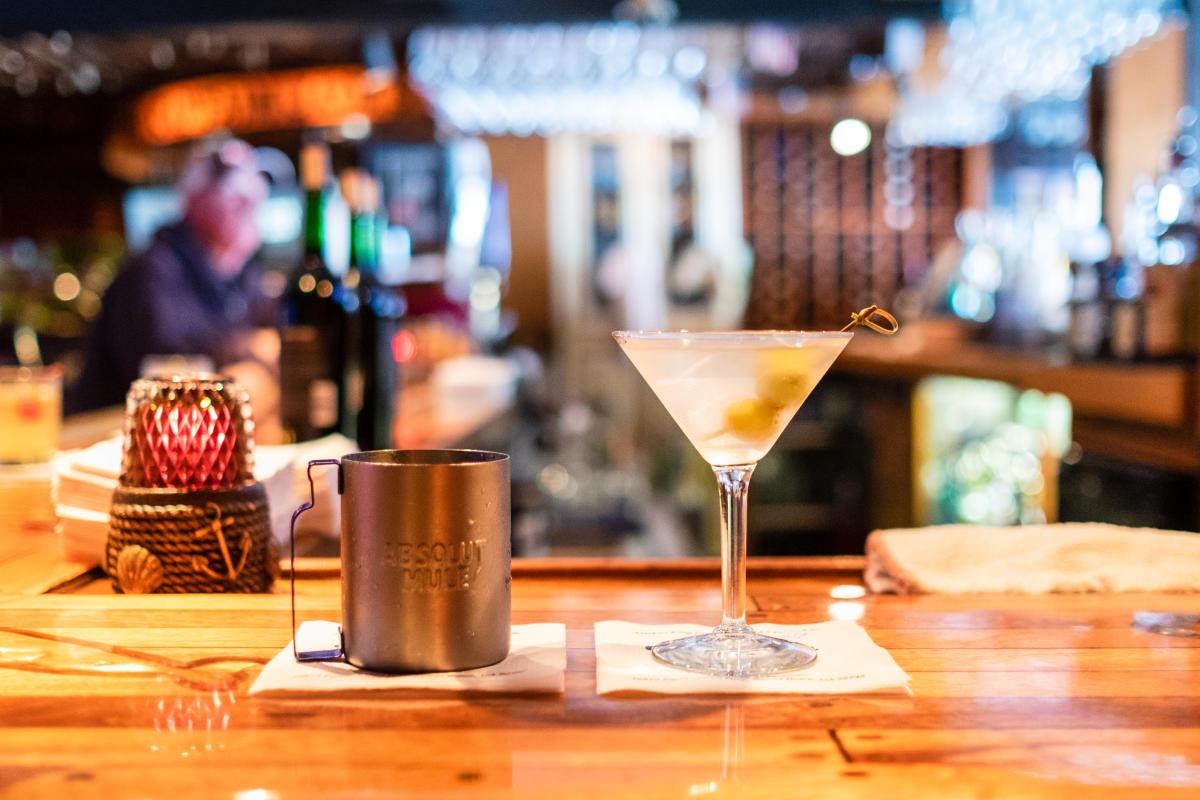 Captain Jack's Cocktails