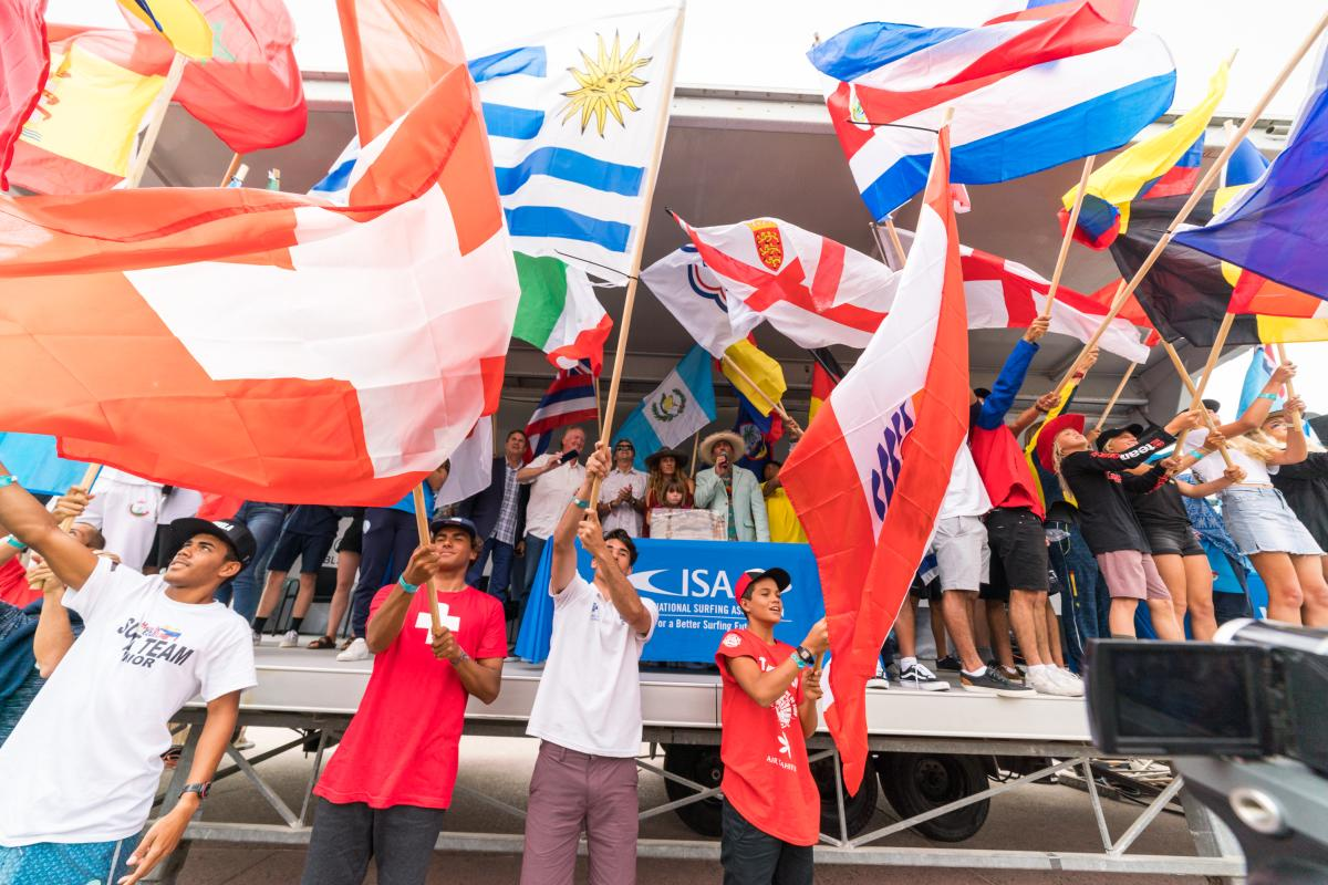 VISSLA ISA World Junior Surfing Championships