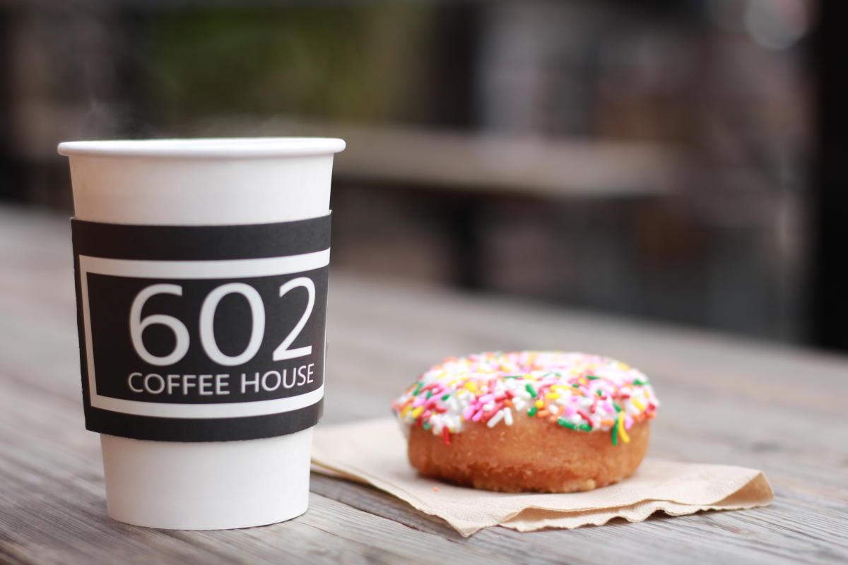 602 Coffee House in Huntington Beach