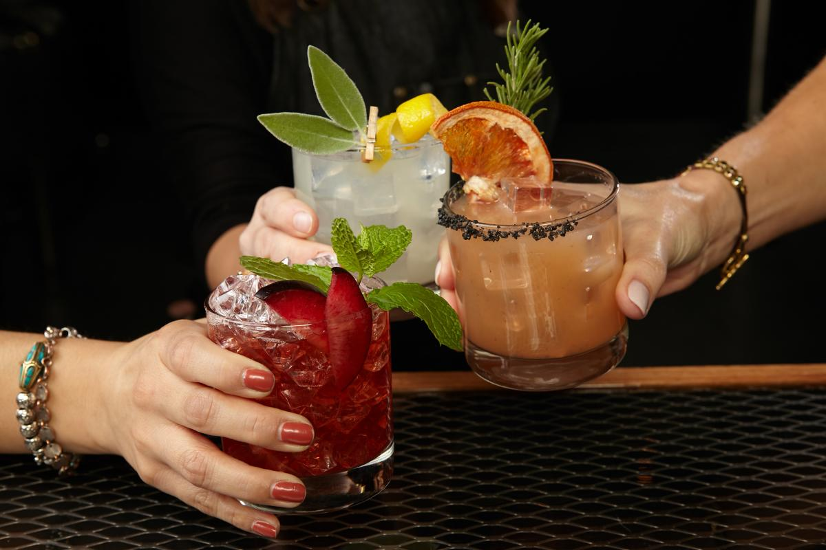 Craft Cocktails at Surf City Still Works in Huntington Beach