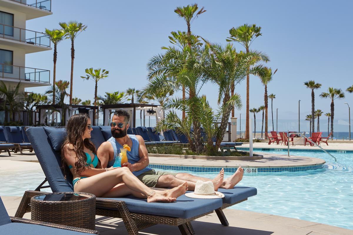 Waterfront Beach Resort Huntington Beach