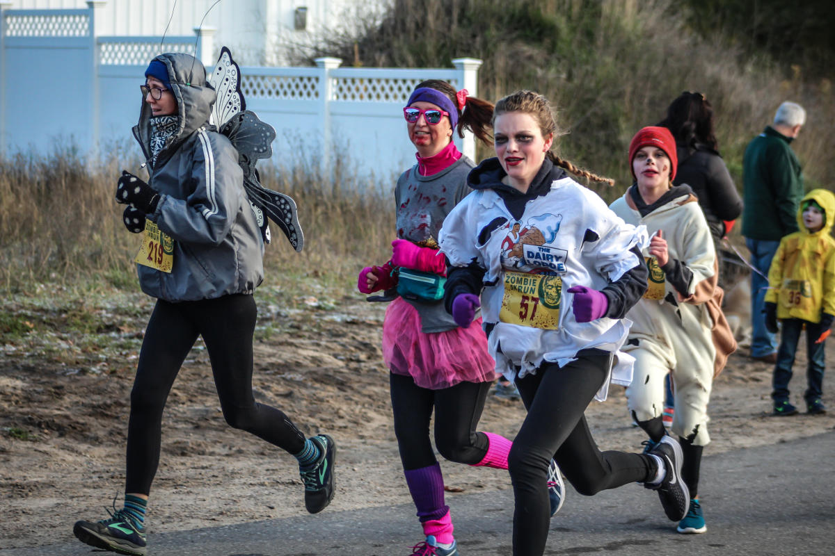 Traverse City Zombie Run
