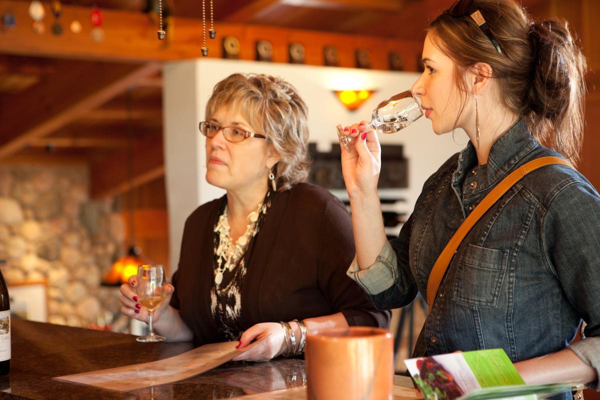 Wine Tasting at Shady Lane Cellars