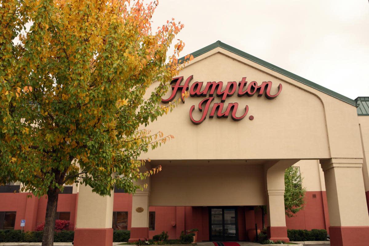 Hampton Inn Provo