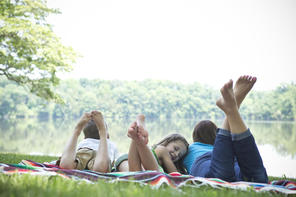 Green Lane Park Family Picnic