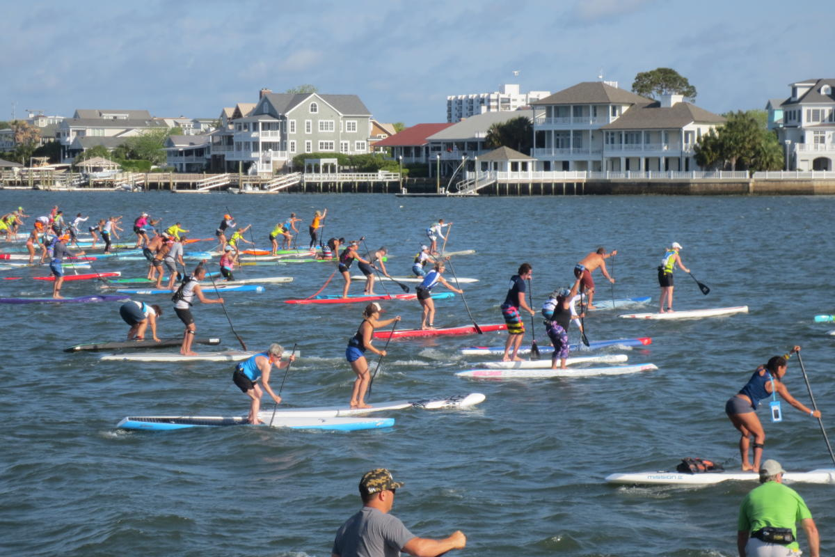 Carolina Cup Standup Paddleboard Race