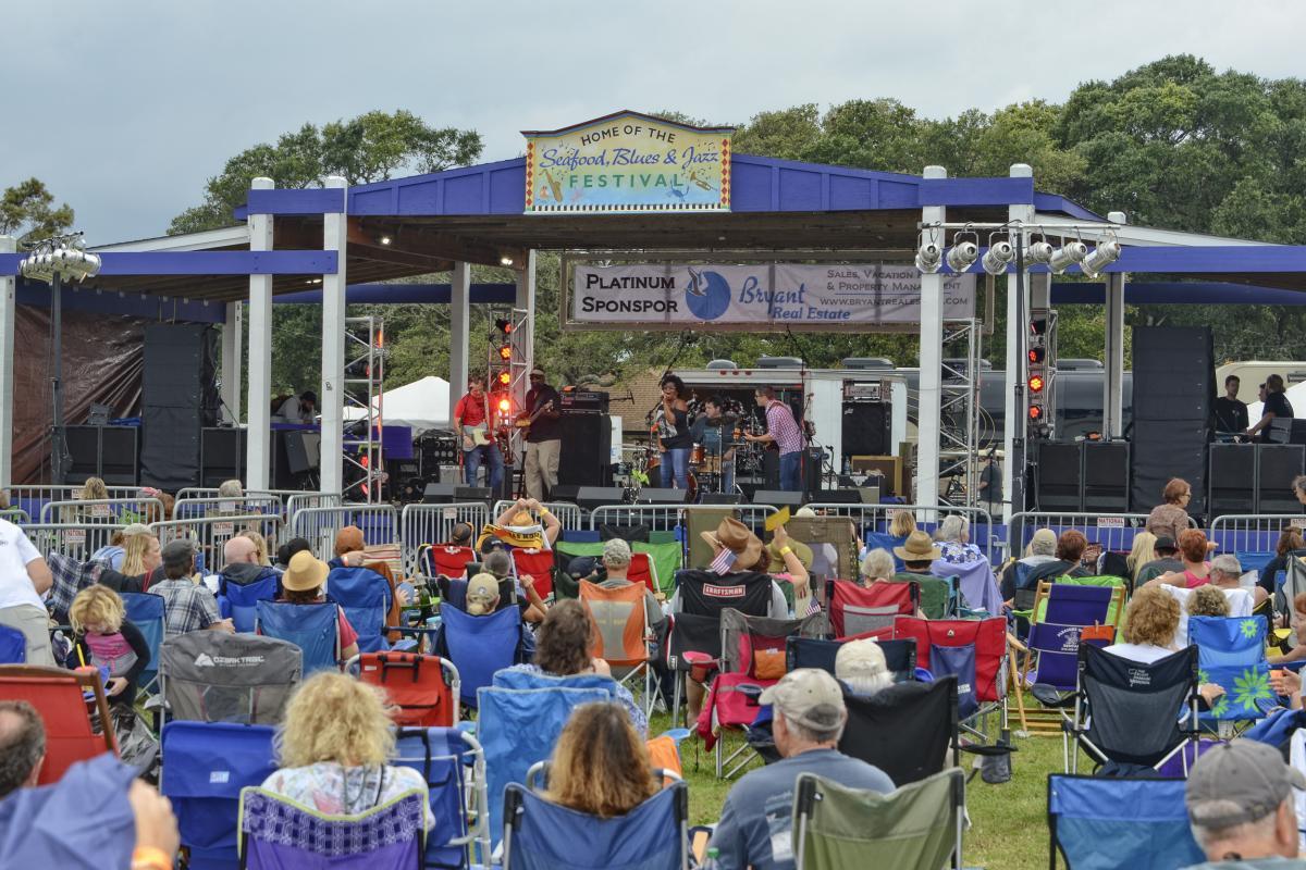 Seafood, Blues & Jazz Festival