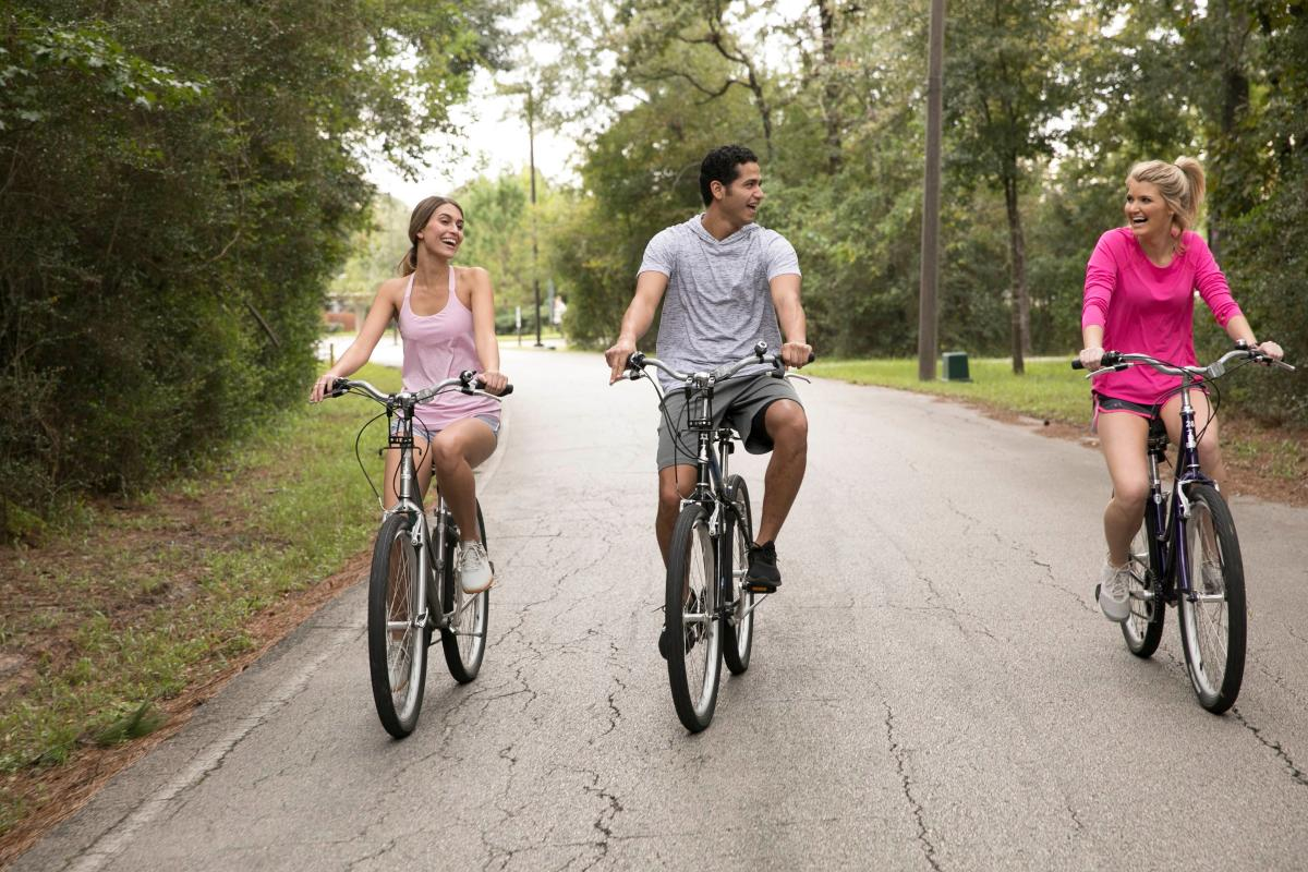 Bike Rentals at The Woodlands Resort