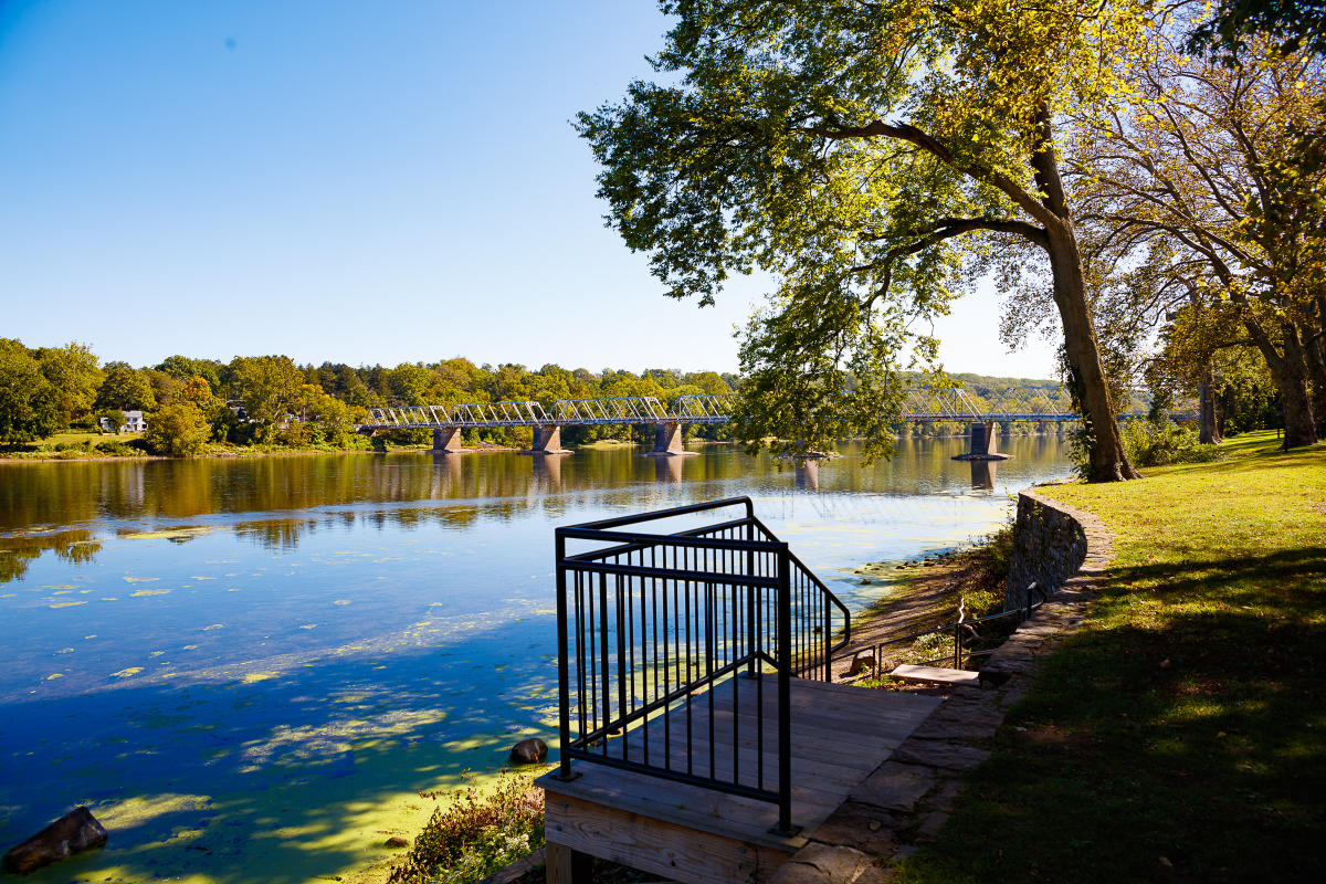 Washington Crossing Historic Park isn't just a historic site that changed the course of the Revolutionary War, it's also an important place that can be traced to the freedoms Americans enjoy today.