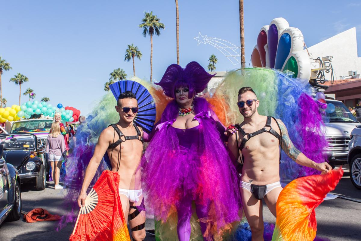 Palm Springs Pride 2017