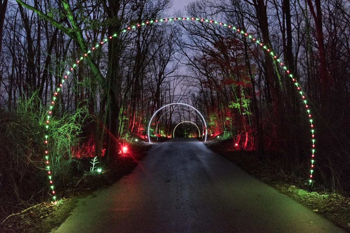 Fantasy of Lights - Fort Wayne, IN