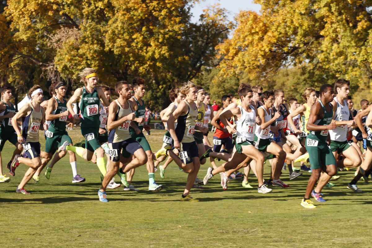 Sac State Cross Country