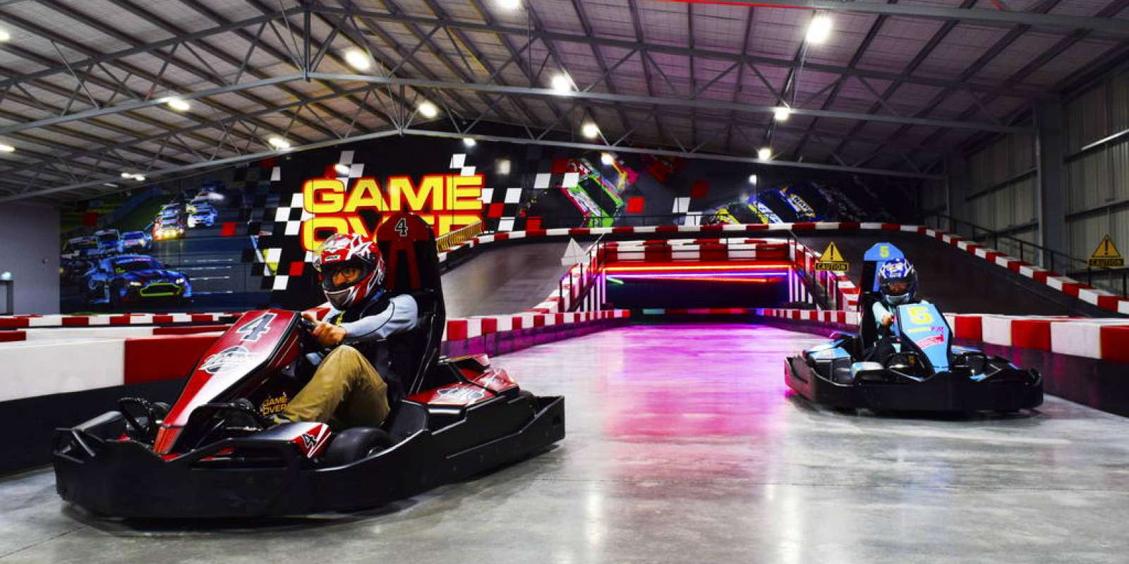 Game Over Queenstown Go Karting
