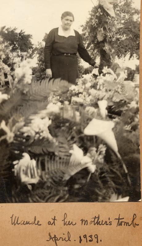 Maude Reid