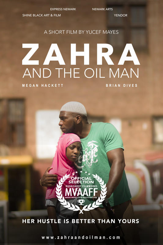 Zahra and the Oil Man – NIFF