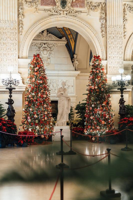 Christmas at The Mansions | Breakers