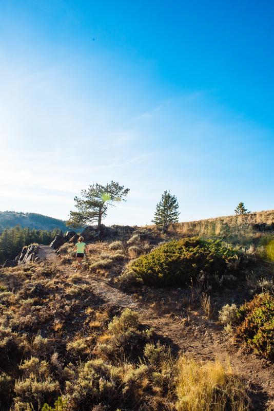 Trail Running – Casper Mountain