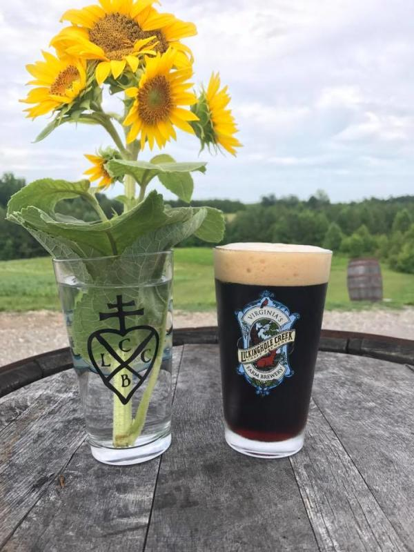 Lickinghole Creek Craft Brewery