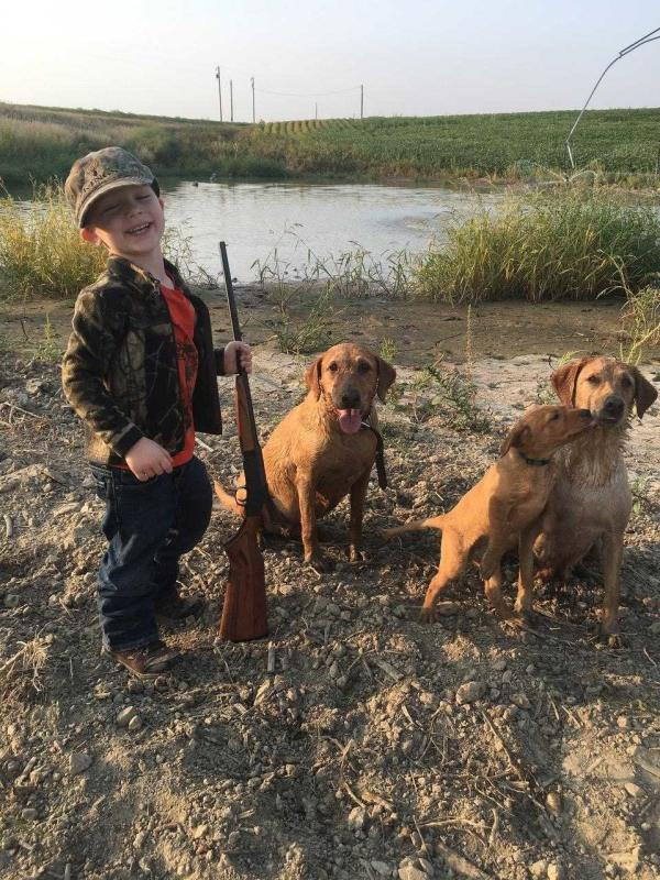 Hunting with Kids