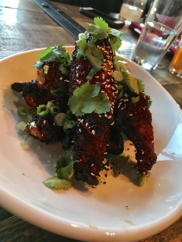 Chicken Wings from Copper Spoon