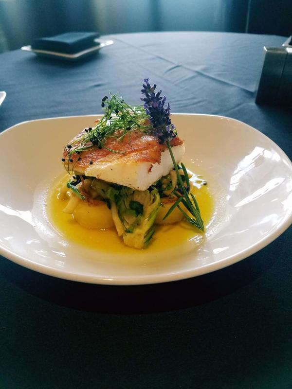 Capital Prime SeaBass Dish