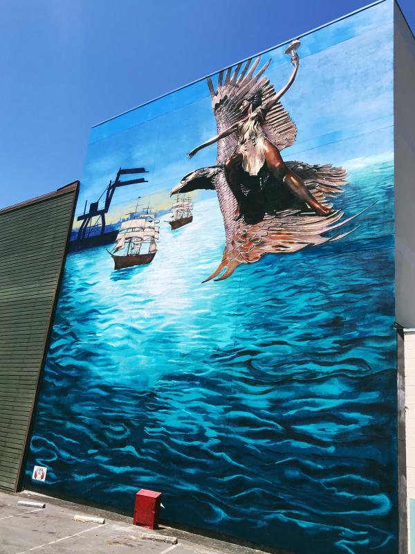 Cheemah Unity Mural