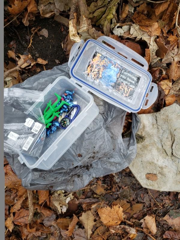 Discover Peoria Geocaching