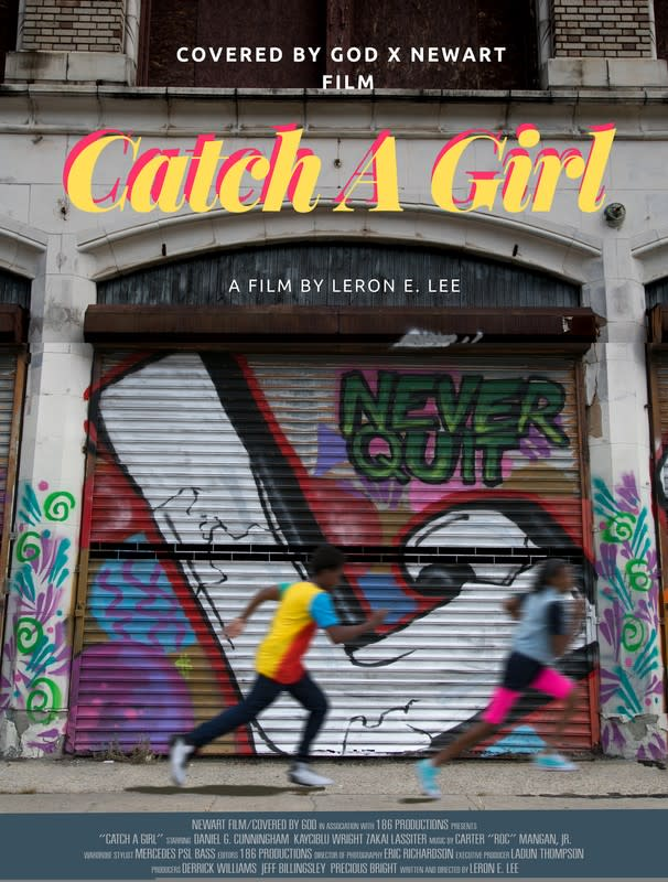 Catch  A Girl - NIFF