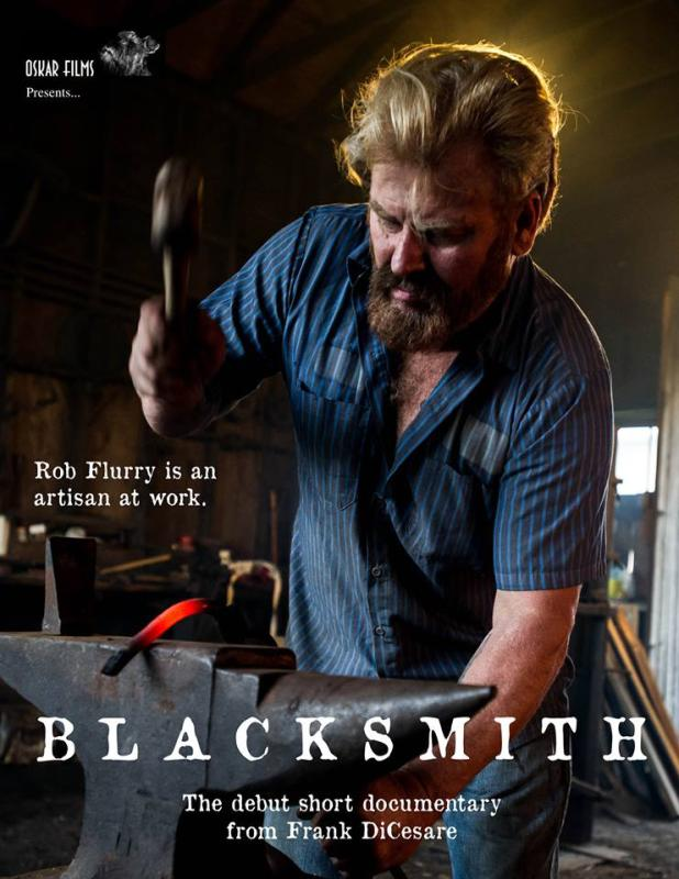 Rob Flurry Blacksmith