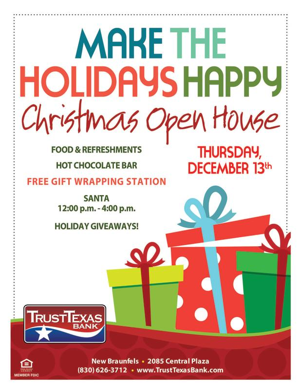TrustTexas Bank Open House