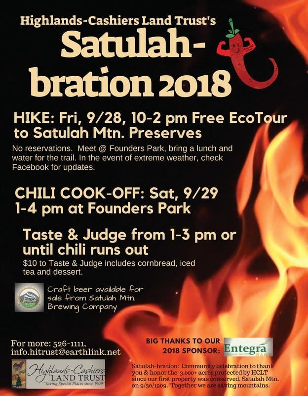Satulah-Bration flyer