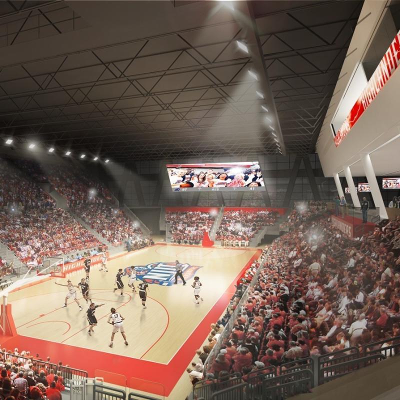 New NJIT Arena