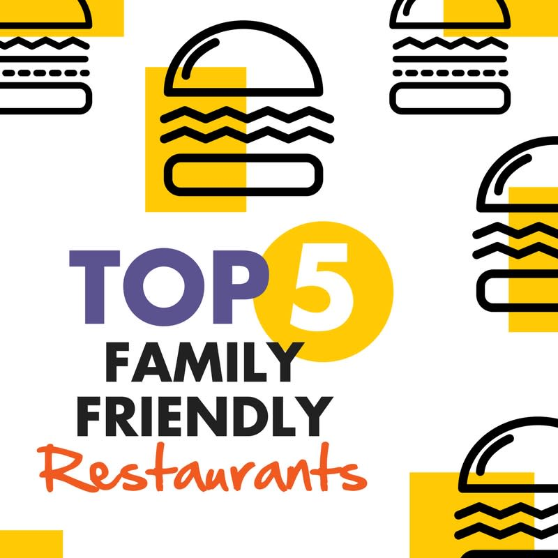 top 5 family friendly restaurants topeka kansas