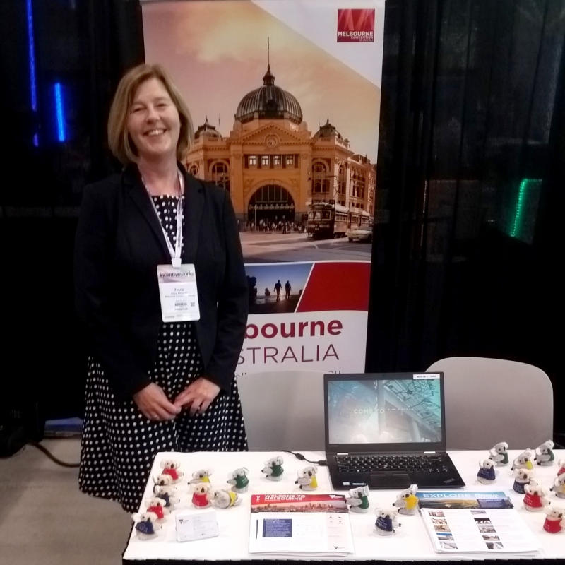 "MCB is representing Melbourne at Canada's meetings and event show ""IncentiveWorks"" in Toronto."