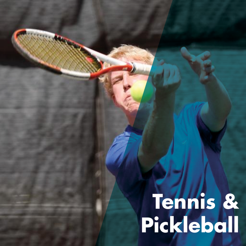 Sports - Tennis & Pickleball