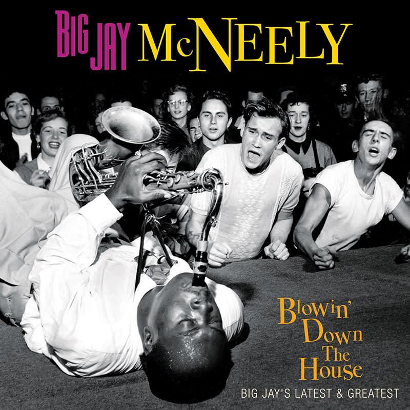 Big Jay McNeely